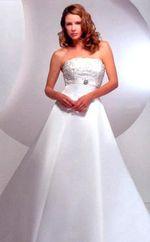 свадебные платья с коротким передом.