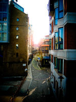 Современные фотохудожники о Лондоне. ФОТО