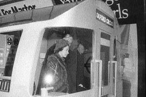 лондонское метро отмечает юбилей