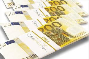 В Великобритании выходит из обращения купюра в 200 евро. Англия на ...